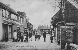 View of Winchester Street